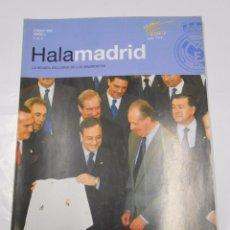 Coleccionismo deportivo: REVISTA HALA MADRID Nº 2. FEBRERO 2002. LA REVISTA EXCLUSIVA DE LOS MADRIDISTAS. TDKR23. Lote 62729448