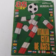 Coleccionismo deportivo: REVISTA AS COLOR EXTRA MUNDIAL. Lote 63088484