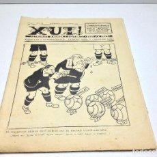 Coleccionismo deportivo: XUT Nº 584 12 DESEMBRE. DE 1933 . Lote 63554308
