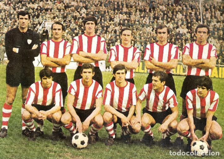 Coleccionismo deportivo: LOS ESPAÑOLES. COLECCIONABLE Nº 4. ATH. BILBAO - Foto 2 - 63589164