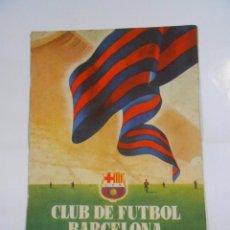 Coleccionismo deportivo: REVISTA CLUB DE FUTBOL BARCELONA. INFORMACION Nº 12. AÑO 1955. TDKR25. Lote 64757739