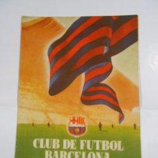 Coleccionismo deportivo: REVISTA CLUB DE FUTBOL BARCELONA. INFORMACION Nº 9. AÑO 1955. MES DE MARZO. TDKR25. Lote 64757819