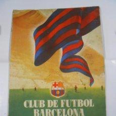 Coleccionismo deportivo: REVISTA CLUB DE FUTBOL BARCELONA. INFORMACION Nº 7. MES DE ENERO. AÑO 1955. TDKR25. Lote 64757987