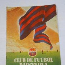 Coleccionismo deportivo: REVISTA CLUB DE FUTBOL BARCELONA. INFORMACION Nº 8. MES DE FEBRERO. 1955. TDKR25. Lote 64759759