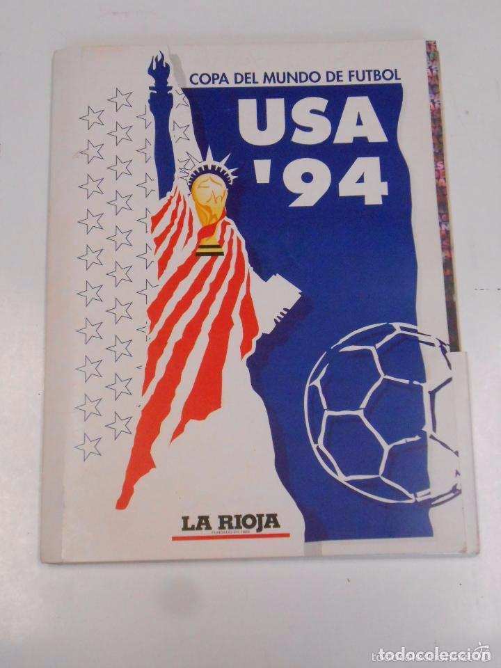 COPA DEL MUNDO DE FUTBOL. USA 94. ESTADOS UNIDOS 1994 MUNDIAL. 9 FASCICULOS. TDKR25 (Coleccionismo Deportivo - Revistas y Periódicos - otros Fútbol)