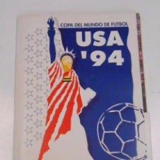 Coleccionismo deportivo: COPA DEL MUNDO DE FUTBOL. USA 94. ESTADOS UNIDOS 1994 MUNDIAL. 9 FASCICULOS. TDKR25. Lote 64928775