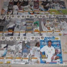 Coleccionismo deportivo: COLECCION 26 PROGRAMAS LEEDS UNITED 2005/06 05/06. Lote 64970871