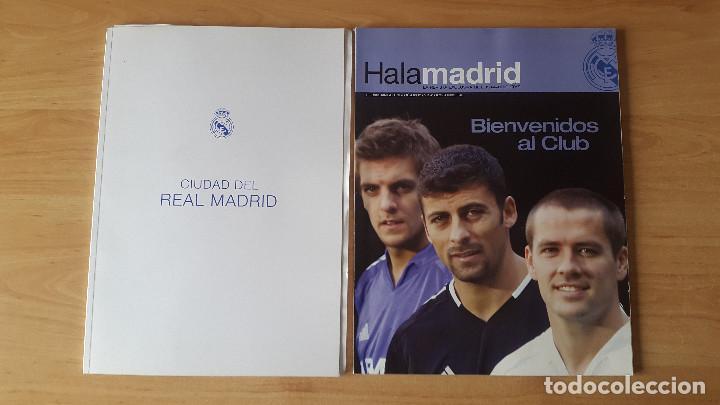LOTE REVISTAS Y FOTOS DEL REAL MADRID (VER FOTOS ADICIONALES) (Coleccionismo Deportivo - Revistas y Periódicos - otros Fútbol)