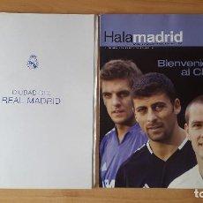 Coleccionismo deportivo: LOTE REVISTAS Y FOTOS DEL REAL MADRID (VER FOTOS ADICIONALES). Lote 66281314