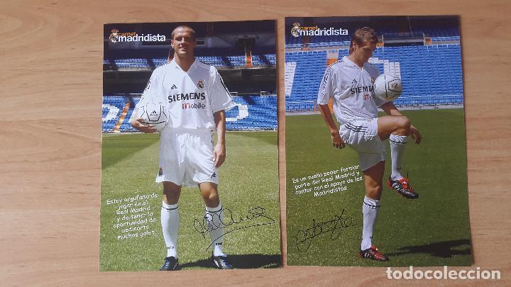Coleccionismo deportivo: LOTE REVISTAS Y FOTOS DEL REAL MADRID (VER FOTOS ADICIONALES) - Foto 3 - 66281314
