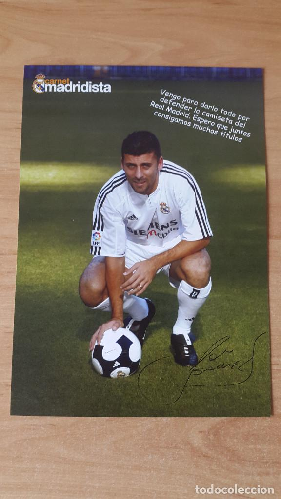 Coleccionismo deportivo: LOTE REVISTAS Y FOTOS DEL REAL MADRID (VER FOTOS ADICIONALES) - Foto 4 - 66281314