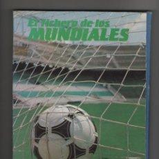 Coleccionismo deportivo: EL FICHERO DE LOS MUNDIALES MEXICO 86 COMPLETO.. Lote 66302994