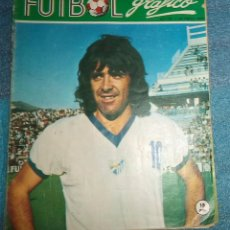 Coleccionismo deportivo: 1973 REVISTA FUTBOL GRAFICO N.º 33 PORTADA VILANOVA ATLETICO MADRID LIDER, SPORTING . Lote 67442821