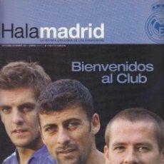 Coleccionismo deportivo: HALA MADRID LA REVISTA EXCLUSIVA DE LOS MADRIDISTAS Nº12 SEPTIEMBRE-NOVIEMBRE 2004 PAGINAS 82 LE1419. Lote 67464301
