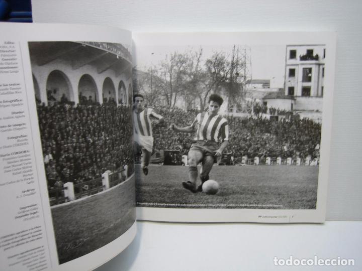 Coleccionismo deportivo: Córdoba CF. 50 años de Blanquiverde - Foto 3 - 67675125