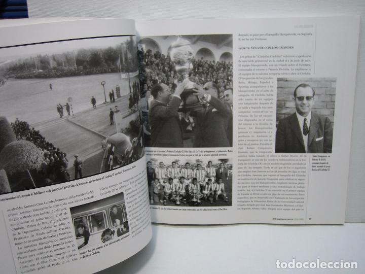 Coleccionismo deportivo: Córdoba CF. 50 años de Blanquiverde - Foto 4 - 67675125