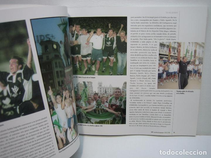 Coleccionismo deportivo: Córdoba CF. 50 años de Blanquiverde - Foto 5 - 67675125