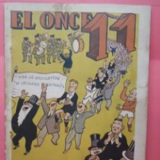 Collectionnisme sportif: EL ONCE - 11 - ALMANAQUE 1951 - . Lote 69908785