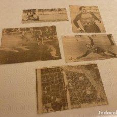 Coleccionismo deportivo: 13 RECORTES PRENSA MIGUEL ANGEL(REAL MADRID)-LOTE 1-VER FOTOS.. Lote 72115083