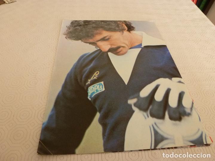 Coleccionismo deportivo: 10 RECORTES PRENSA MIGUEL ANGEL(REAL MADRID)-LOTE 2-VER FOTOS. - Foto 5 - 72115291