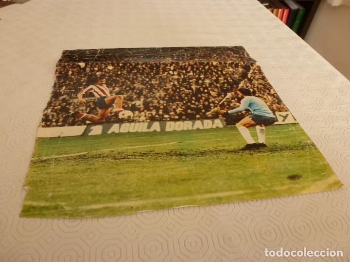 Coleccionismo deportivo: 10 RECORTES PRENSA MIGUEL ANGEL(REAL MADRID)-LOTE 2-VER FOTOS. - Foto 9 - 72115291