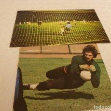 Coleccionismo deportivo: 11 RECORTES PRENSA MIGUEL ANGEL(REAL MADRID)-LOTE 3-VER FOTOS.. Lote 72115915