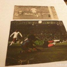 Coleccionismo deportivo: 9 RECORTES PRENSA MIGUEL ANGEL(REAL MADRID)-LOTE 5-VER FOTOS.. Lote 72116739