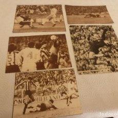 Coleccionismo deportivo: 10 RECORTES PRENSA MIGUEL ANGEL(REAL MADRID)-LOTE 6-VER FOTOS.. Lote 72116935