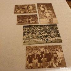 Coleccionismo deportivo: 13 RECORTES PRENSA MIGUEL ANGEL(REAL MADRID)-LOTE 7-VER FOTOS.. Lote 72117159