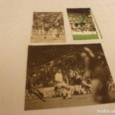 Coleccionismo deportivo: 12 RECORTES PRENSA MIGUEL ANGEL(REAL MADRID)-LOTE 8-VER FOTOS.. Lote 72117379