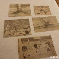 Coleccionismo deportivo: 14 RECORTES PRENSA MIGUEL ANGEL(REAL MADRID)-LOTE 9-VER FOTOS.. Lote 72117603