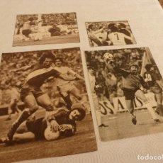 Coleccionismo deportivo: 12 RECORTES PRENSA MIGUEL ANGEL(REAL MADRID)-LOTE 10-VER FOTOS.. Lote 72117799
