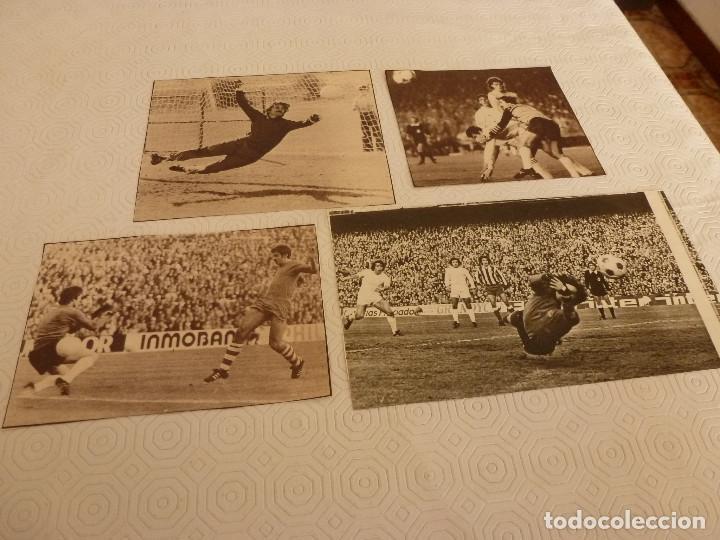 Coleccionismo deportivo: 12 RECORTES PRENSA MIGUEL ANGEL(REAL MADRID)-LOTE 10-VER FOTOS. - Foto 2 - 72117799