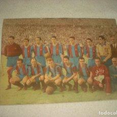 Coleccionismo deportivo: FUTBOL CLUB BARCELONA . HOMEJAJE LIGA 1952-53 . 24 PAG . FICHA DE TODOS LOS JUGADORES. Lote 72438627