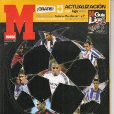 Coleccionismo deportivo: MARCA. GUÍA LIGA 2004. (Z/28). Lote 72631987