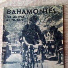 Colecionismo desportivo: COLECCIÓN ÍDOLOS DEL DEPORTE - BAHAMONTES. Lote 73596031
