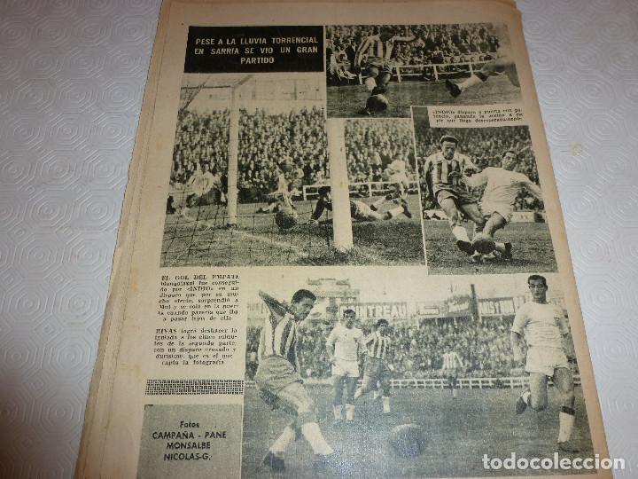 Coleccionismo deportivo: LEAN(28-3-60)!!BETIS 0 BARÇA 3 !!ESPAÑOL 3 SEVILLA 1 - Foto 5 - 73655183