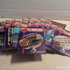 Coleccionismo deportivo: BOLETÍN F.C. BARCELONA - DEL Nº 1 AL 67 - FALTAN Nº 45 Y 62 - AÑOS 1970-1977. Lote 74171279