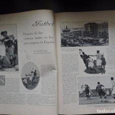 Coleccionismo deportivo: FOTOGRAFÍAS FINAL COPA DE ESPAÑA - BARCELONA-REAL SOCIEDAD - 1928. Lote 75888679