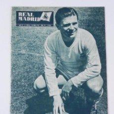 Coleccionismo deportivo: REVISTA REAL MADRID Nº 99 DE OCTUBRE DE 1958, PUSKAS, TIENE 32 PAGINAS, BUEN ESTADO.. Lote 76853775