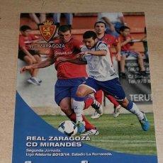 Coleccionismo deportivo: REVISTA TEMPORADA 2013 2014 13 14. Lote 77261714