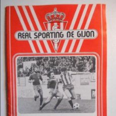 Coleccionismo deportivo: REAL SPORTING DE GIJON. BOLETIN INFORMATIVO. Nº 24. MARZO, 77.. Lote 77287221