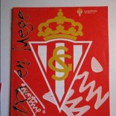 Coleccionismo deportivo: REAL SPORTING DE GIJON. BOLETIN INFORMATIVO. TEMPORADA 98/99. Nº 15.. Lote 77293633