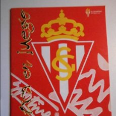 Coleccionismo deportivo: REAL SPORTING DE GIJON. BOLETIN INFORMATIVO. TEMPORADA 98/99. Nº 6.. Lote 77294689