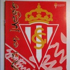 Coleccionismo deportivo: REAL SPORTING DE GIJON. BOLETIN INFORMATIVO. TEMPORADA 98/99. Nº 8.. Lote 77294877