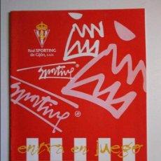 Coleccionismo deportivo: REAL SPORTING DE GIJON. BOLETIN INFORMATIVO. TEMPORADA 98/99. Nº 2.. Lote 77294941