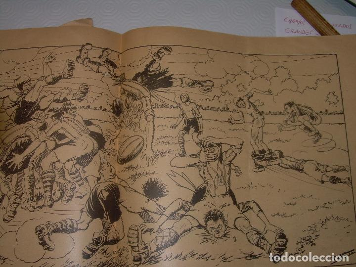 Coleccionismo deportivo: ONCE REVISTAS....DE..EL CAMPEON. - Foto 21 - 56857642