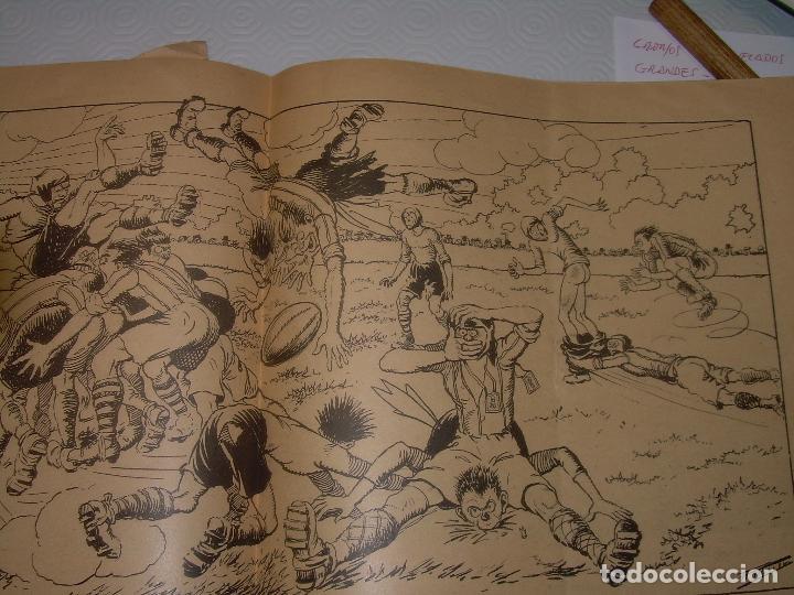 Coleccionismo deportivo: ONCE REVISTAS....DE..EL CAMPEON. - Foto 22 - 56857642