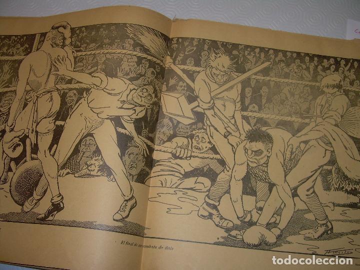 Coleccionismo deportivo: ONCE REVISTAS....DE..EL CAMPEON. - Foto 24 - 56857642