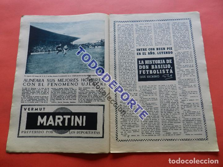 Coleccionismo deportivo: BOLETIN REVISTA OFICIAL REAL MADRID 1957 Nº 78 RAPID VIENA COPA DE EUROPA 56/57-NIZA-MIGUEL MUÑOZ - Foto 3 - 80083481